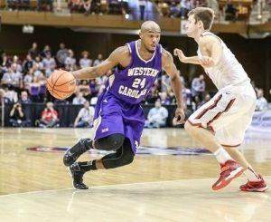 Southern Conference Basketball 2014 Western v. Davidson