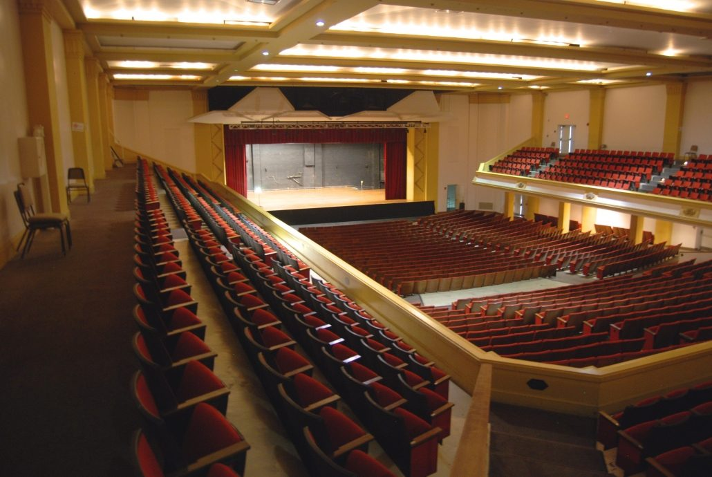 Thomas Wolfe Auditorium