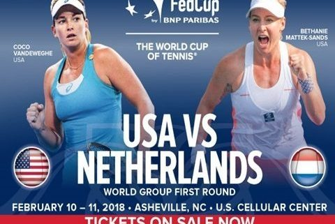 Fed Cup 2018 event image