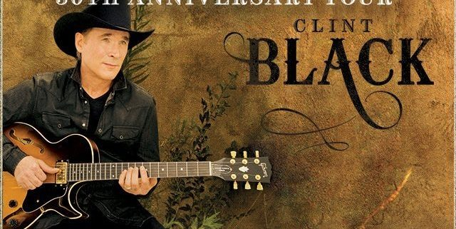 CLINT BLACK: Still… Killin' Time 30th Anniversary Tour