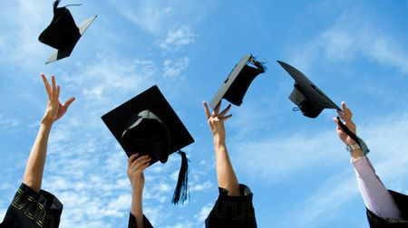 Buncombe County Graduation