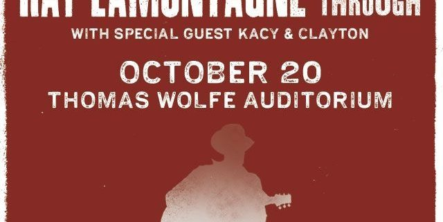 Ray Lamontagne – Just Passing Through Tour