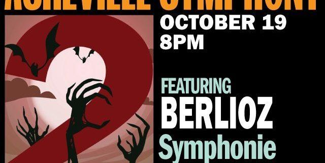 Asheville Symphony: MASTERWORKS 2: Fright Night Clyne, Daugherty, Mussorgsky, Berlioz