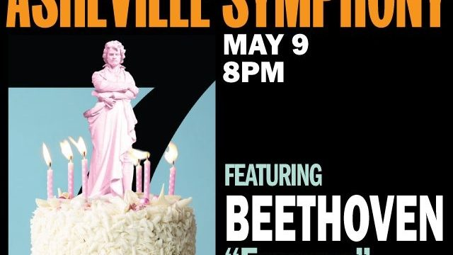 CANCELLED: Asheville Symphony