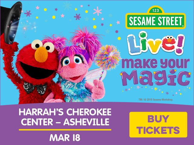 Cancelled: Sesame Street Live! Make Your Magic