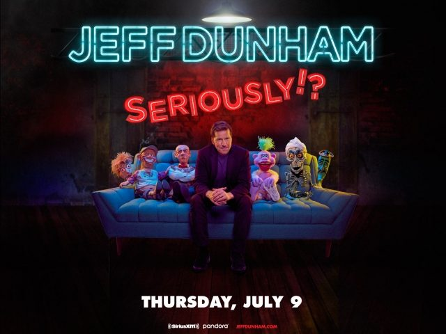 Jeff Dunham Seriously! Tour