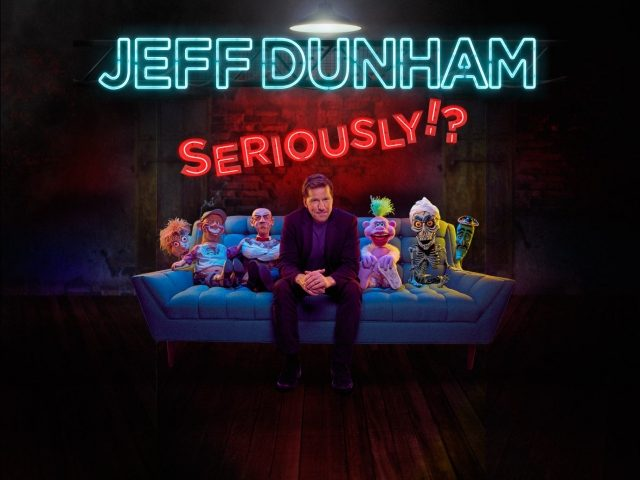 Rescheduled: Jeff Dunham Seriously! Tour