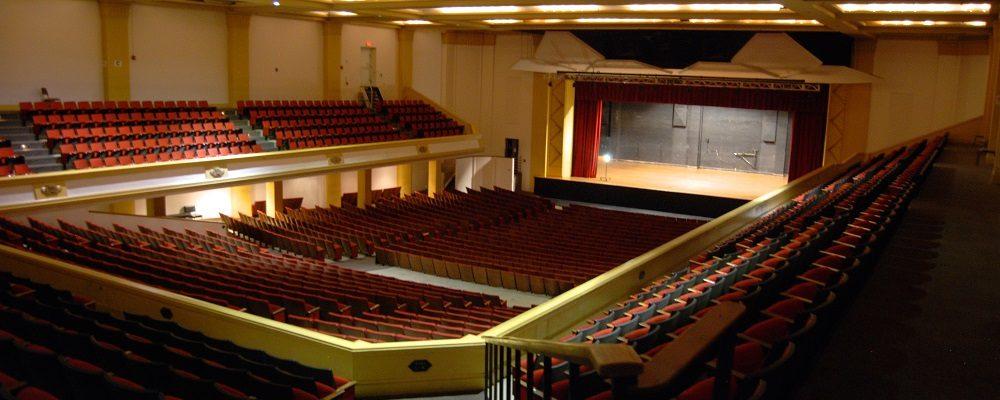 Thomas Wolfe Auditorium
