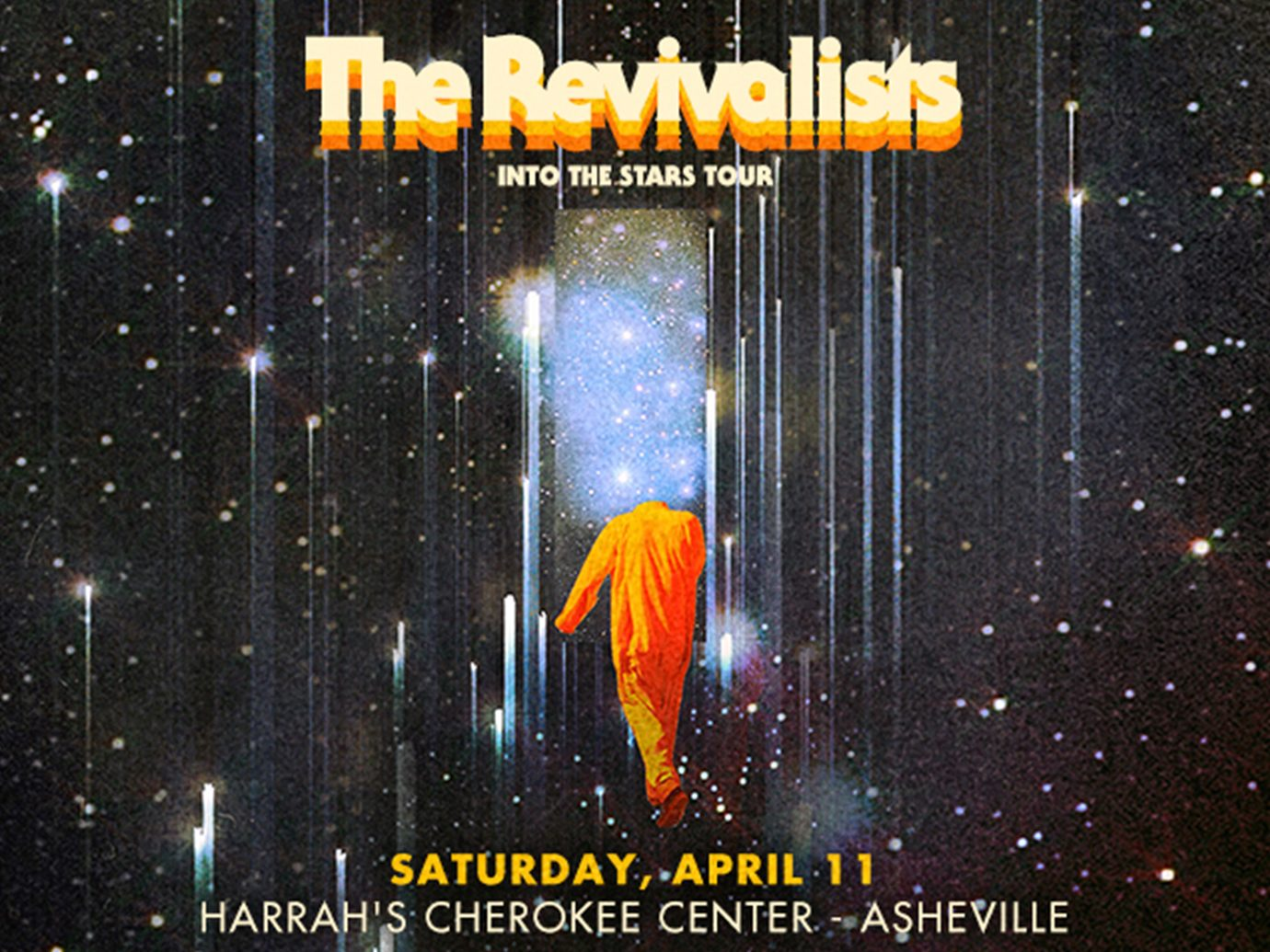 POSTPONED: The Revivalists