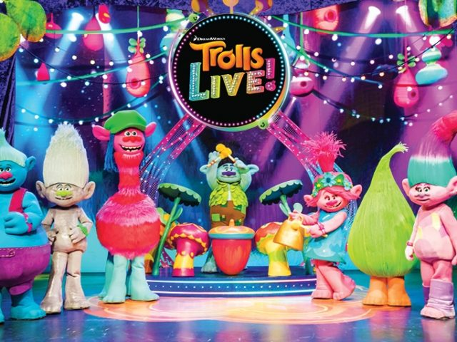 CANCELLED: Trolls LIVE!