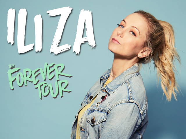 (Rescheduled) Iliza: The Forever Tour