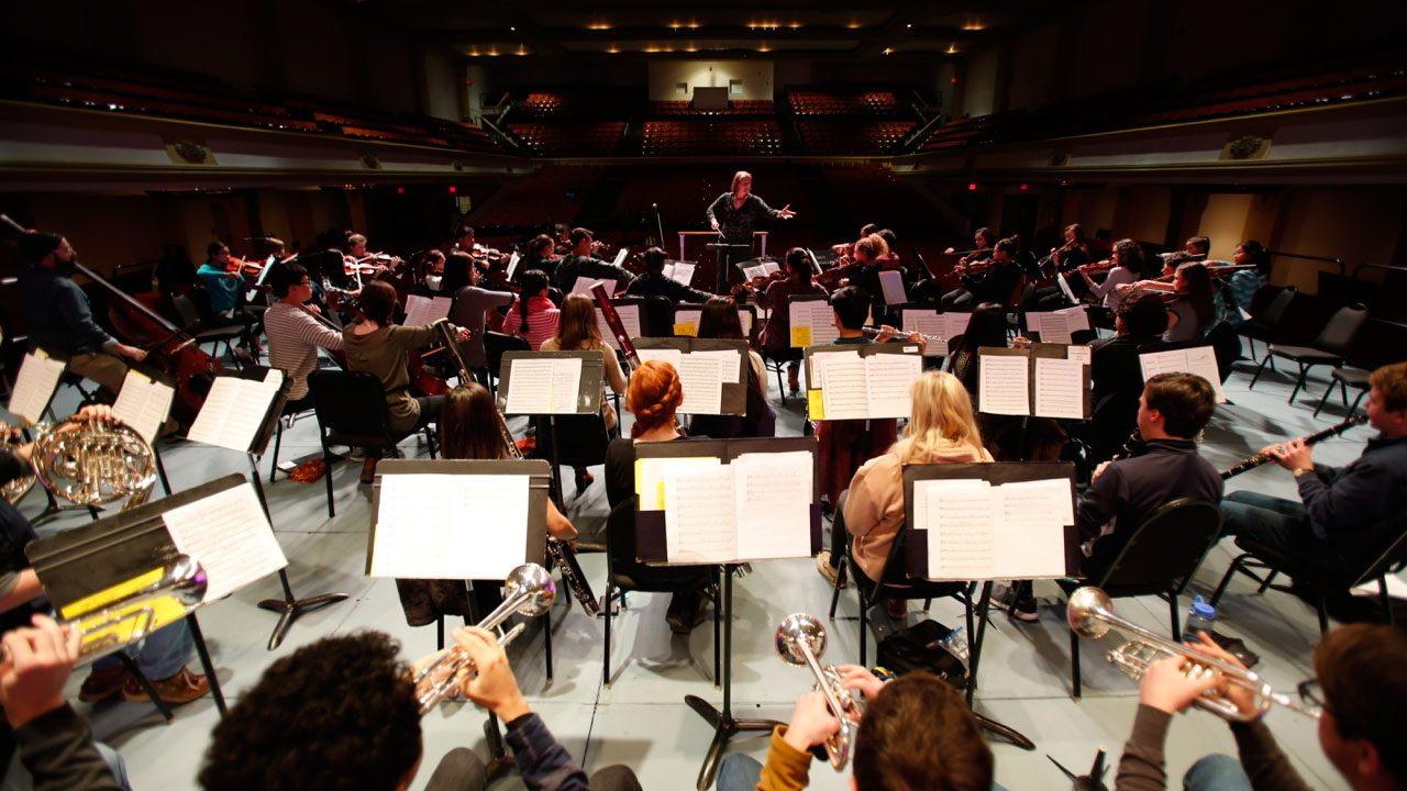Asheville Symphony Youth Orchestra