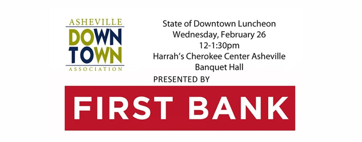 State of Downtown Luncheon