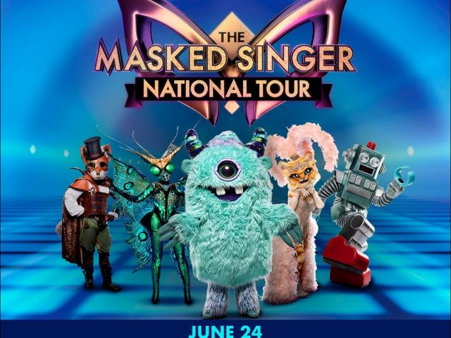 CANCELLED: The Masked Singer National Tour