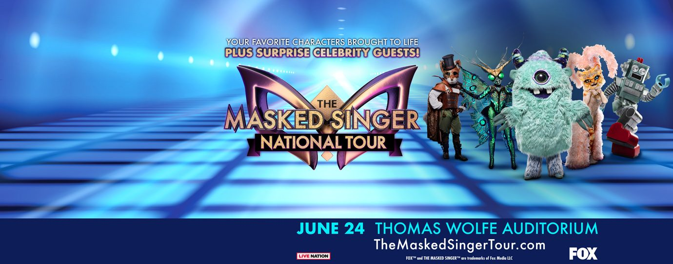 The Masked Singer National Tour