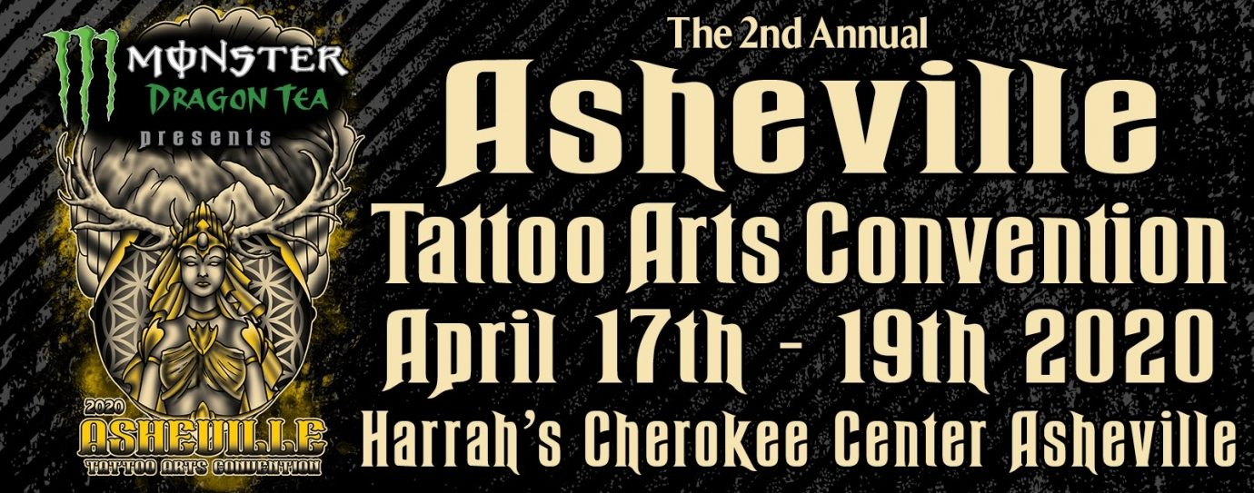 2nd Annual Asheville Tattoo Arts Convention