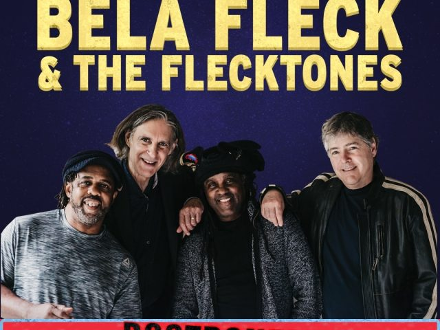 POSTPONED: Bela Fleck & The Flecktones