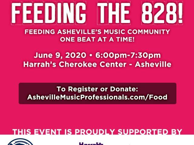 Feeding the 828!