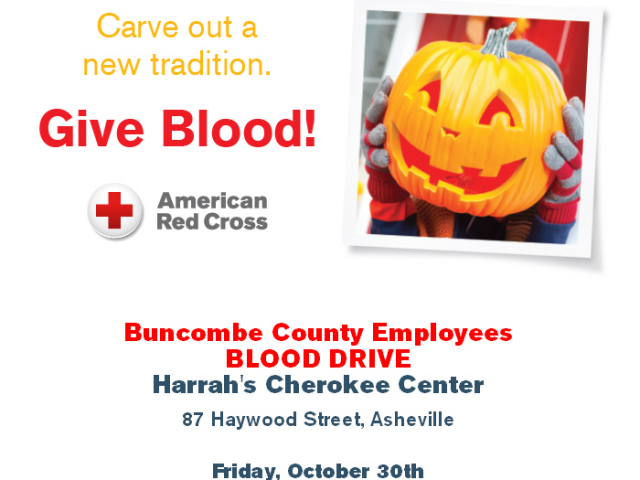 Blood Drive Event