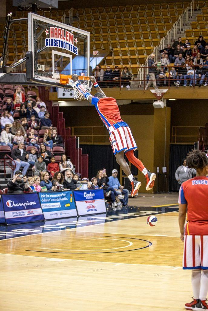 Harlem Globetrotters: 2020 Pushing The Limits Tour