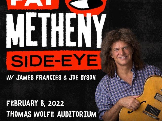 Pat Metheny Side-Eye