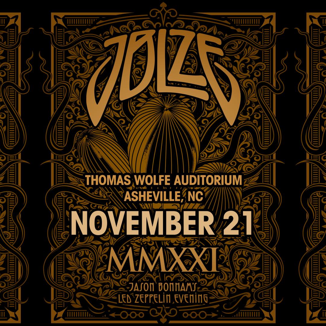Jason Bonham's Led Zeppelin Evening – MMXXI Tour