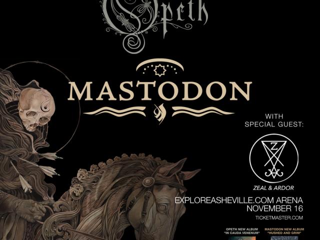 Opeth & Mastodon